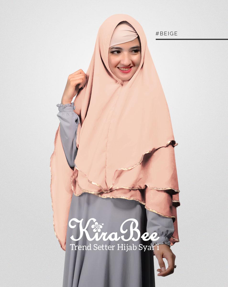 hijab instan syar'i