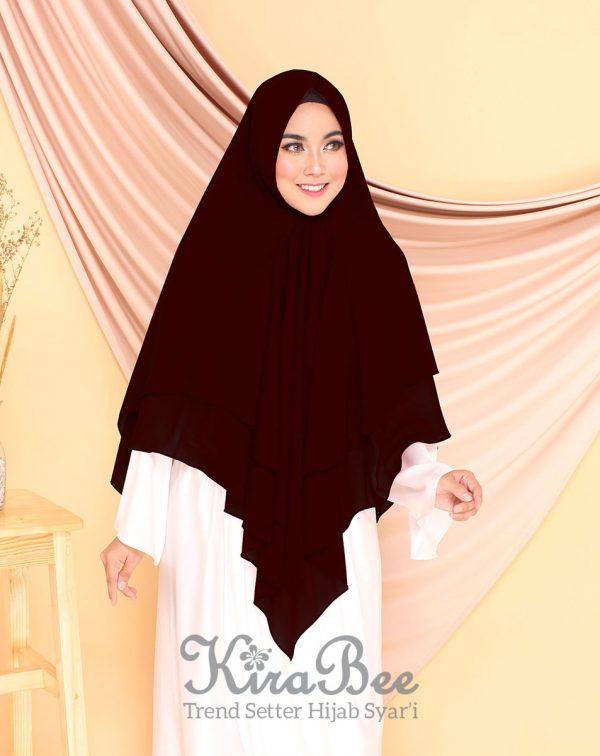 jilbab syar'i premium