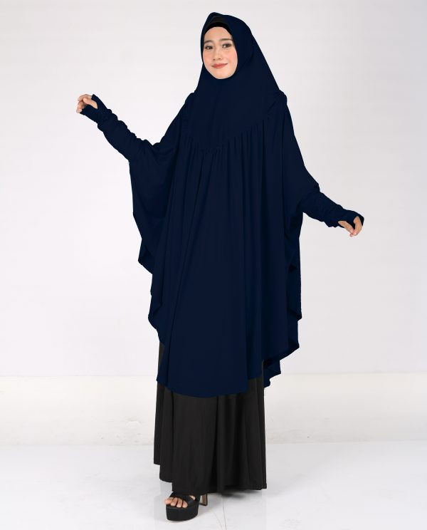 jilbab bergo besar
