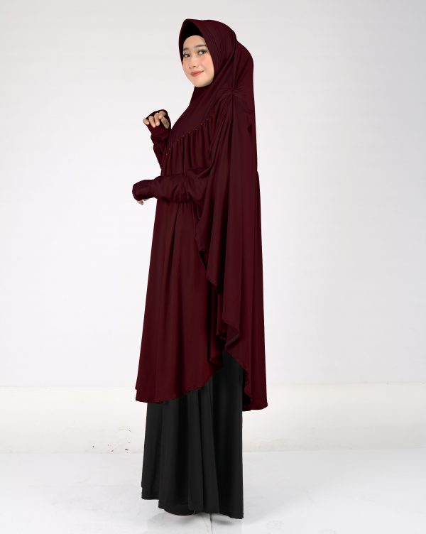 jilbab umroh