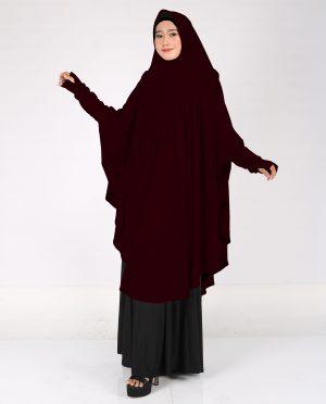 jilbab jumbo vayza