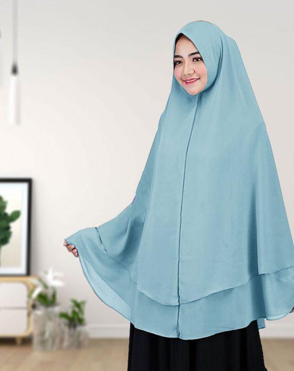 jilbab jumbo non pet