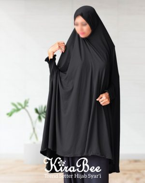 jilbab jumbo tangan Miriam